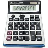 Calculator,12-Digits Dual Power Large Display Standard Office Desktop Calculators
