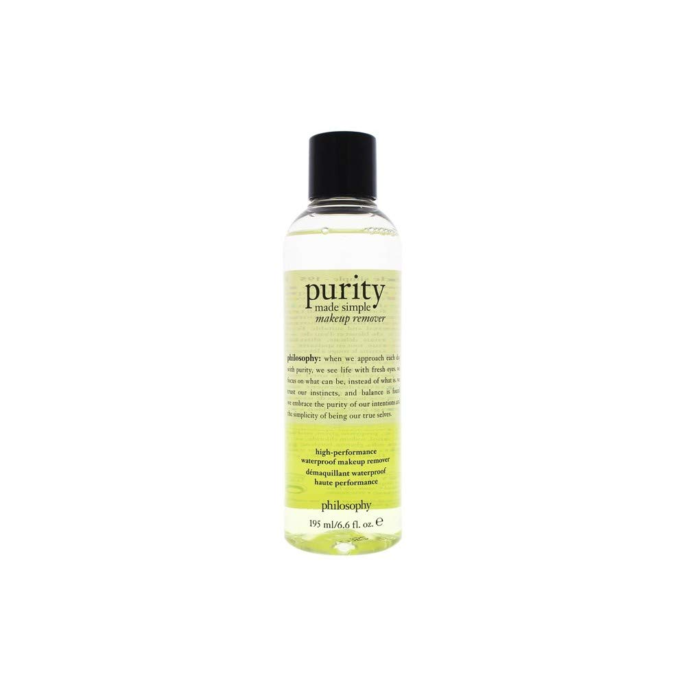 Philosophy Purity Made Simple Makeup Remover High-performance Waterproof By Philosophy for Women - 6.7 Oz, 6.7 Oz