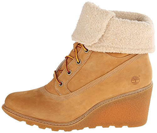 Timberland Women's Earthkeepers  Amston Roll-Top Wheat 7 B - Medium by Timberland (Image #5)