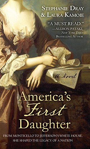 book cover of America\'s First Daughter