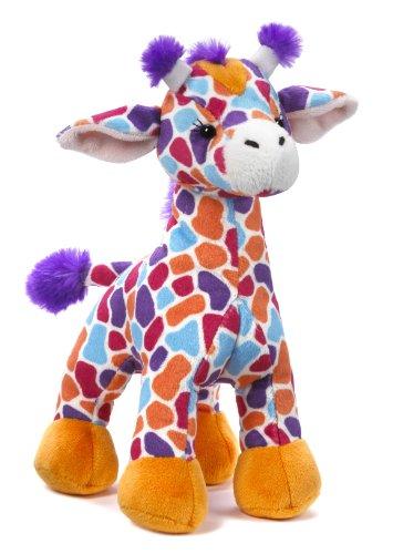 Webkinz Giraffe - Webkinz Sunset Giraffe Plush