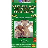 Der kleine Bär 2: Kleiner Bär versteckt sich gern! [VHS]