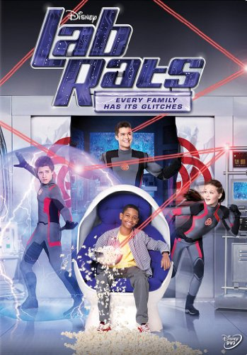 Lab Rats: Every Family Has Its Glitches (Lab Rats Billy Unger And Kelli Berglund)