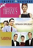 Audrey Hepburn Triple Feature (Breakfast at Tiffany's / Roman Holiday / Sabrina) (Bilingual)
