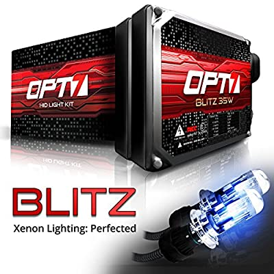 OPT7 35w Xenon HID Conversion Kit (97-12 TOYOTA TACOMA) H4 Bi-Xenon