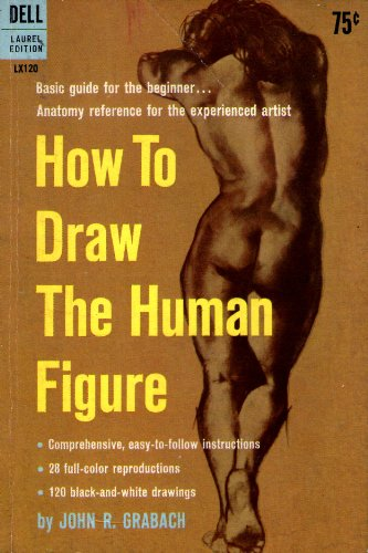 n figure: Famous Artists School step-by-step method (Cortina famous artists library) (Draw Human Figure)