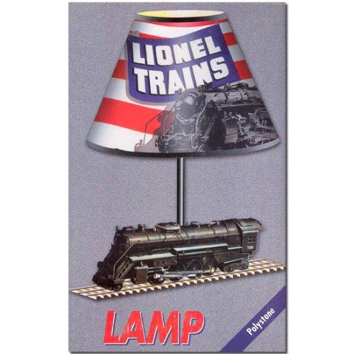 Lionel Trains Collectible Train Lamp