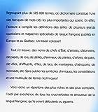 Image de Dictionnaire des mots croisés - Plus de 525 000 mots: Noms propres et noms communs