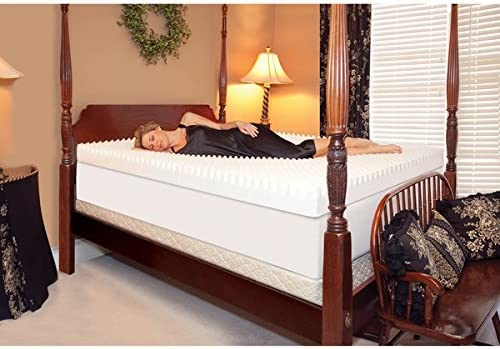 Amazon Com Slumber Solutions Highloft Supreme 4 Inch Memory Foam