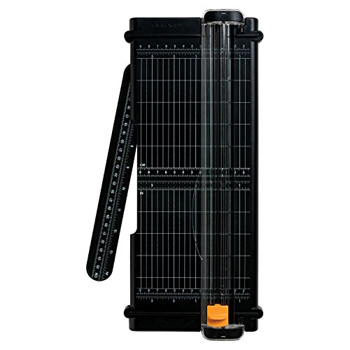 Fiskars 12 Inch Recycled SureCut Trimmer  (01-005454)