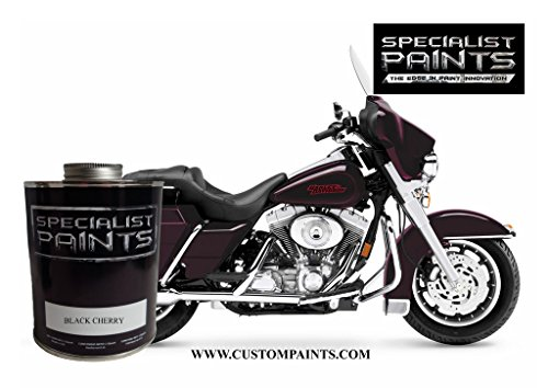Kustom Canz Harley Davidson Black Cherry - Pint Kit Paint Code BL64193 ()