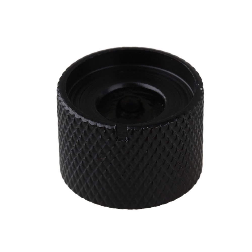 Yibuy Metal Dual Control Knobs & Wrenches for Electric Guitar Black Set of 40 by Yibuy (Image #5)