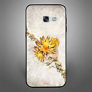 Samsung Galaxy A3 2017 Flower Splash