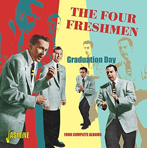 (Graduation Day - Four Complete Albums [ORIGINAL RECORDINGS REMASTERED] 2CD SET)