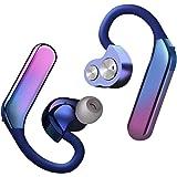 Bluetooth イヤホン 最新Bluetooth5.0 Hi-Fi 高音質 完全ワイヤレス イヤホン ノイズキャンセリング 10時間連続再生 ブルートゥース イヤホン IPX7完全防水 自動ペアリング 両耳 左右分離型 ハンズフリー通話 小型 軽量 TWS iPhone/Android適用 (カラー)