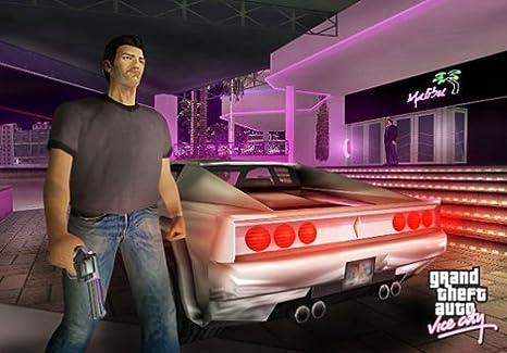 Amazon Com Grand Theft Auto Vice City Pc Video Games