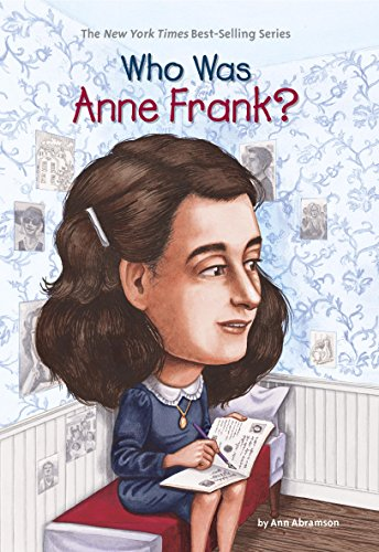 Who Was Anne Frank? (Who Was?)