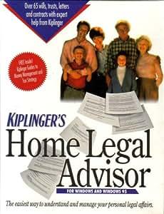 Kiplinger's Home Legal Advisor
