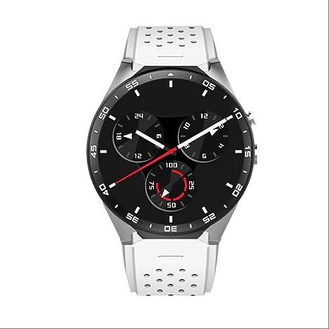 Bluetooth Smart Watch Reloj Inteligente Hombre Mujer con Monitor ...