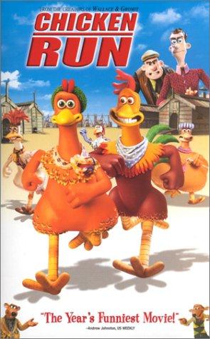 Chicken Run [VHS]