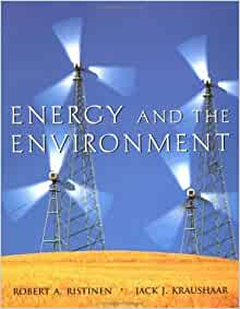 Energy and the environment ristinen