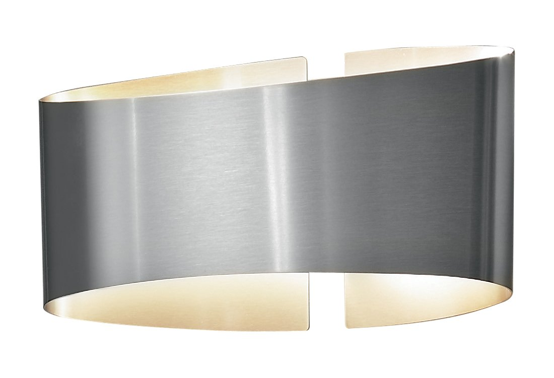 Holtkoetter 8501 Sts Voila Wall Sconce Stainless Steel Amazon