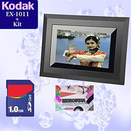 Amazon Kodak Easyshare Ex 1011 10 Inch Digital Picture Frame