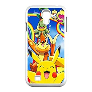Cartoon Pokemon for Samsung Galaxy S4 I9500 Phone Case 8SS458358