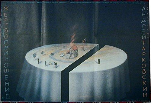 (The Sacrifice (1986) Original Movie Poster )