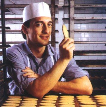 Offelle di Parona, italienische Kekse, 500 gr