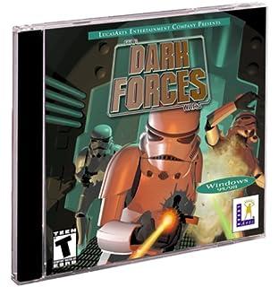 Amazon Com Star Wars Jedi Knight Dark Forces Ii Video Games