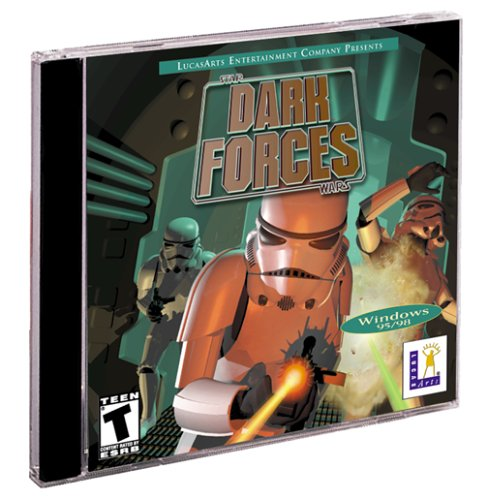 Star Wars: Dark Forces - Mac