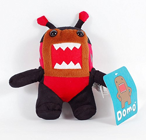 Small Domo dressed in a Cute Lady Bug costume, ~7