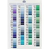 DMC 117-762 Six Strand Embroidery Cotton