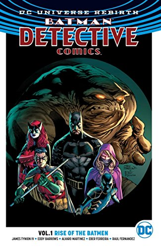 The 10 best detective comics vol 1 rebirth 2020