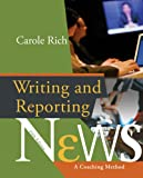 Writing and Reporting News 9780495004233