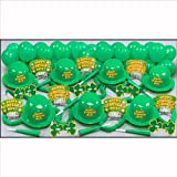 Beistle Party Decoration Irish Eyes Assortment for 50- Pack of 1