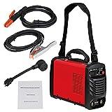 ZENSTYLE Portable DC Inverter Arc Welding Machine 160AMP 110V/230V Dual Voltage IGBT Stick Arc Welder