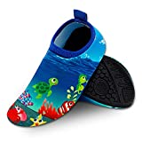 Toddler Kids Swim Water Shoes Quick Dry Non-Slip