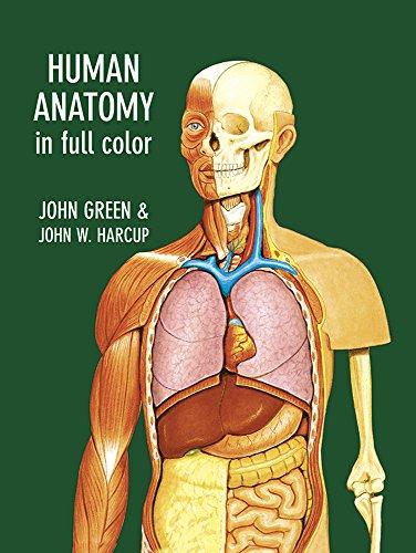 Human Anatomy in Full Color (Dover Children's Science Books)