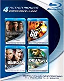 Blu-ray 4-Pack: Action Movies (Pearl Harbor / Gone in 60 Seconds / The Guardian / Deja Vu)