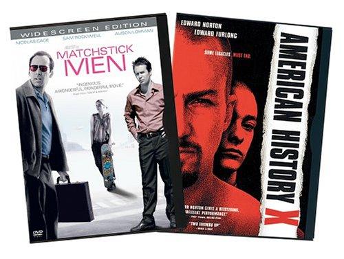 Matchstick Men / American History X (Widescreen Edition 2-Pack)