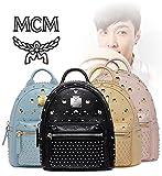 2015 MCM STARK BEBE BOO X-MINI Backpack CHAMOMILE