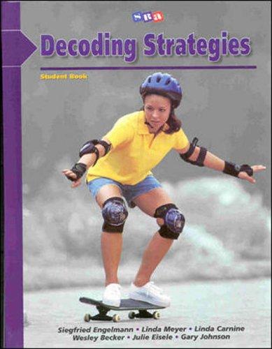 SRA Decoding Strategies (Decoding B1 Student Book)