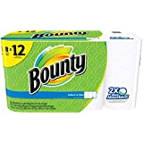 Bounty Select-A-Size Paper Towels, White, Giant Roll - 8 pk