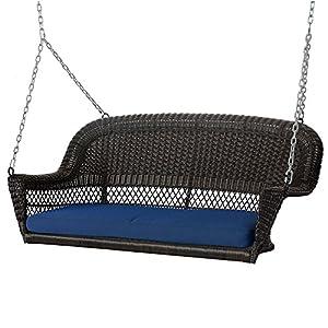 51EHEmP7poL._SS300_ 50+ Wicker Swings and Wicker Porch Swings