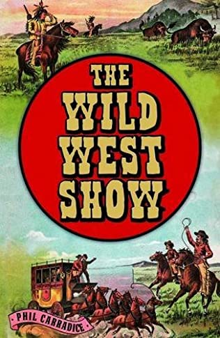book cover of The Wild West Show
