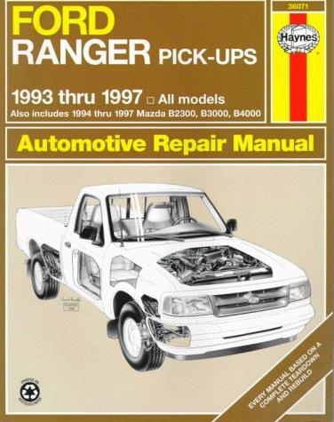 ford ranger 1992 - 3