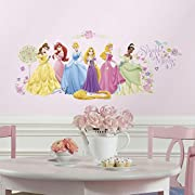 Disney Princess - Glow Within Princess Wall Decals 10 x 18in