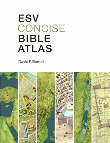 Read ESV Concise Bible Atlas [Pamphlet] [2012] (Author) David P. Barrett PDF, azw (Kindle), ePub